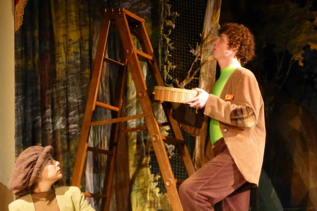 Stories of Frog and Toad, 2014