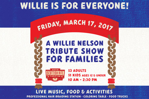 Willie is for Everyone!