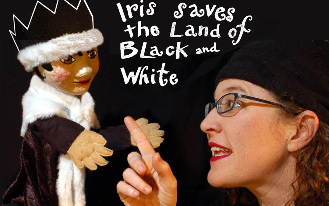 Iris Saves the Land of Black and White