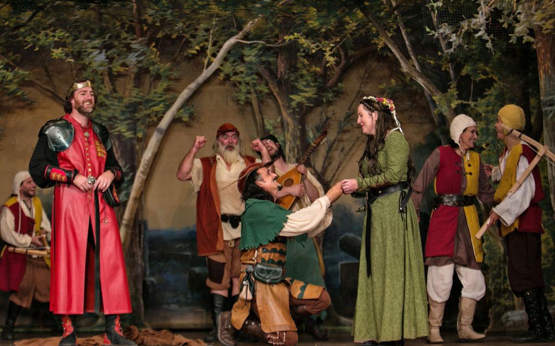 Robin Hood and Maid Marian's Wedding, 2016