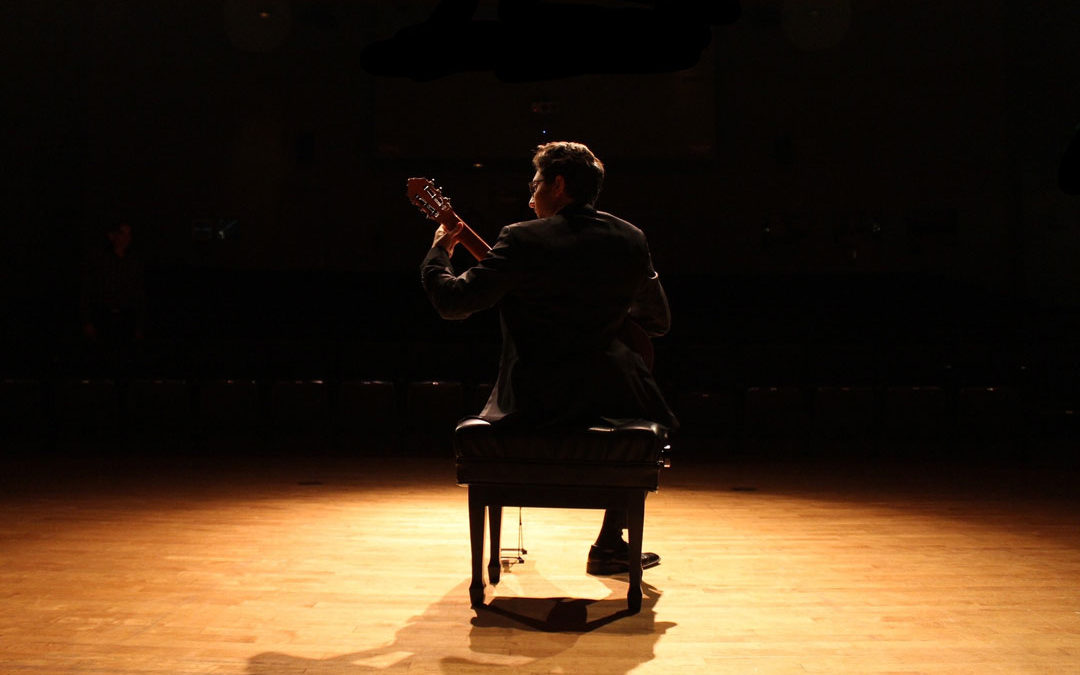 Celil Refik Kaya, Classical Guitar