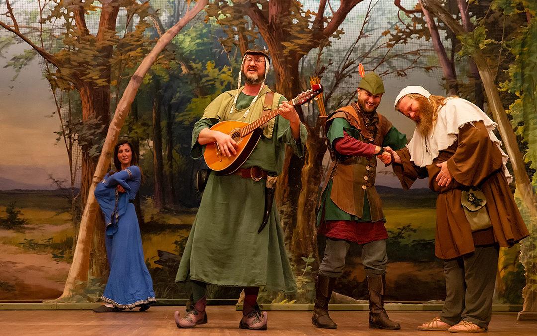 The Legends of Robin Hood, 2018