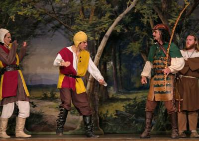 Robin Hood vs. the Potter, 2015