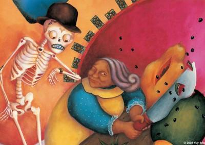 Just a Minute! A Día de los Muertos Play, 2015