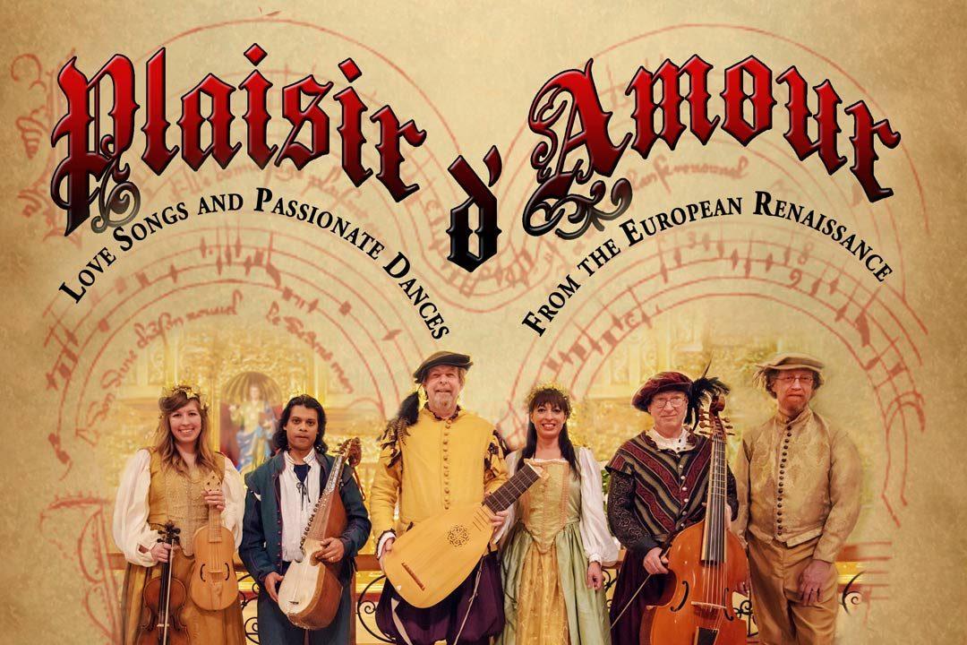 Plaisir D'Amour: A Valentine's Day concert with Austin Troubadors