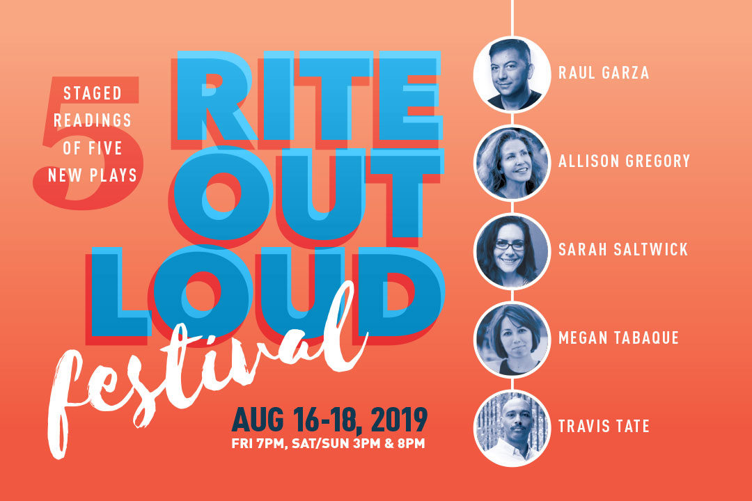 Rite Out Loud Festival, 2019