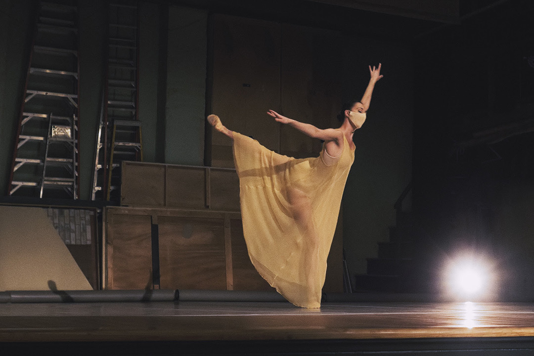 Ballet Austin: Preludes / Beginnings